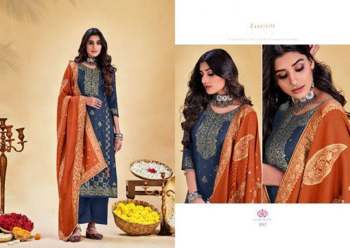 Viona Saffa Salwar Suit Wholesale Catalog 8 Pcs 7 510x362 - Viona Saffa Salwar Suit Wholesale Catalog 8 Pcs