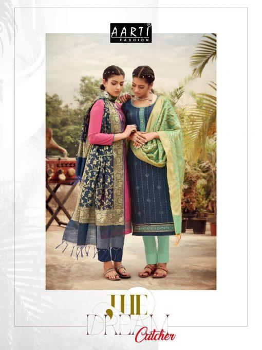 Z Black Banarasi Girl Salwar Suit Wholesale Catalog 6 Pcs 10 510x680 - Z Black Banarasi Girl Salwar Suit Wholesale Catalog 6 Pcs