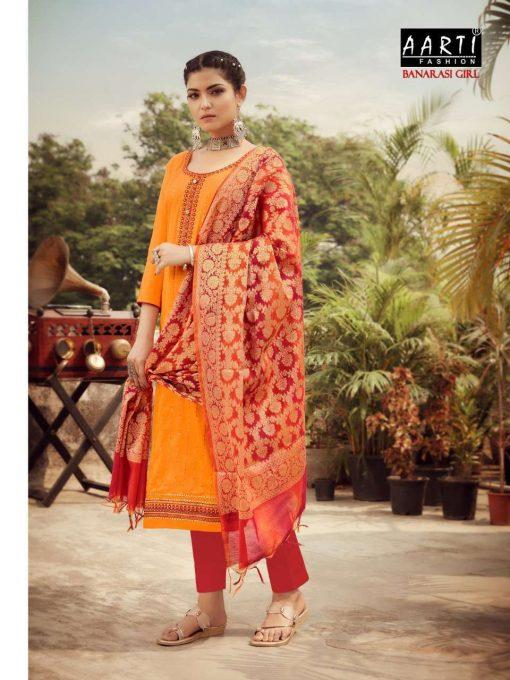 Z Black Banarasi Girl Salwar Suit Wholesale Catalog 6 Pcs 6 510x680 - Z Black Banarasi Girl Salwar Suit Wholesale Catalog 6 Pcs