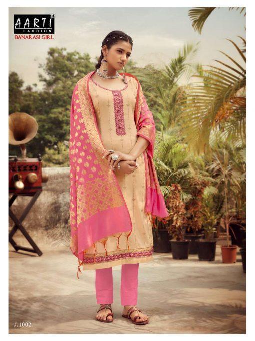 Z Black Banarasi Girl Salwar Suit Wholesale Catalog 6 Pcs 8 510x680 - Z Black Banarasi Girl Salwar Suit Wholesale Catalog 6 Pcs