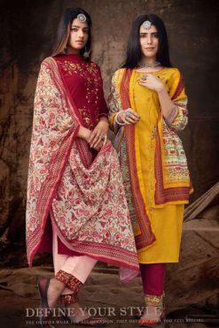 Z Black Valmiki Readymade Salwar Suit Wholesale Catalog 6 Pcs