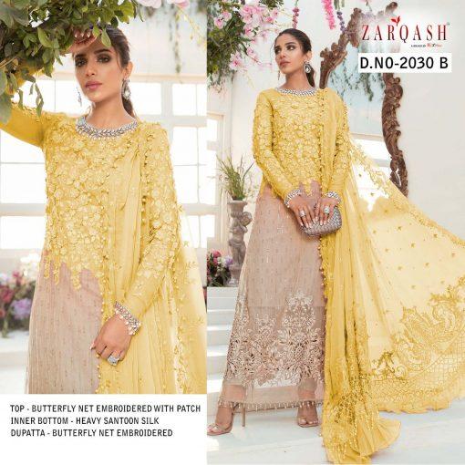 Zarqash Mariya B Mbroidered DN 2030 by Khayyira Salwar Suit Wholesale Catalog 5 Pcs 2 510x510 - Zarqash Mariya B Mbroidered DN 2030 by Khayyira Salwar Suit Wholesale Catalog 5 Pcs