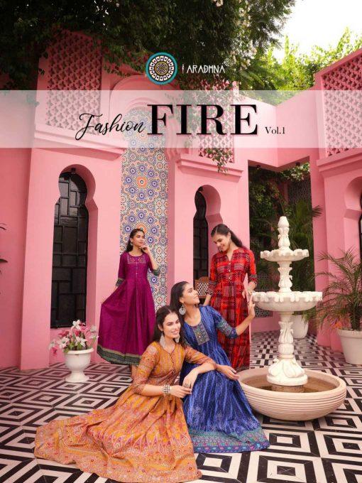 Aradhna Fashion Fire Vol 1 Kurti Wholesale Catalog 12 Pcs 1 510x680 - Aradhna Fashion Fire Vol 1 Kurti Wholesale Catalog 12 Pcs