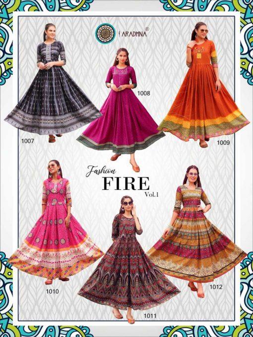 Aradhna Fashion Fire Vol 1 Kurti Wholesale Catalog 12 Pcs 20 510x680 - Aradhna Fashion Fire Vol 1 Kurti Wholesale Catalog 12 Pcs