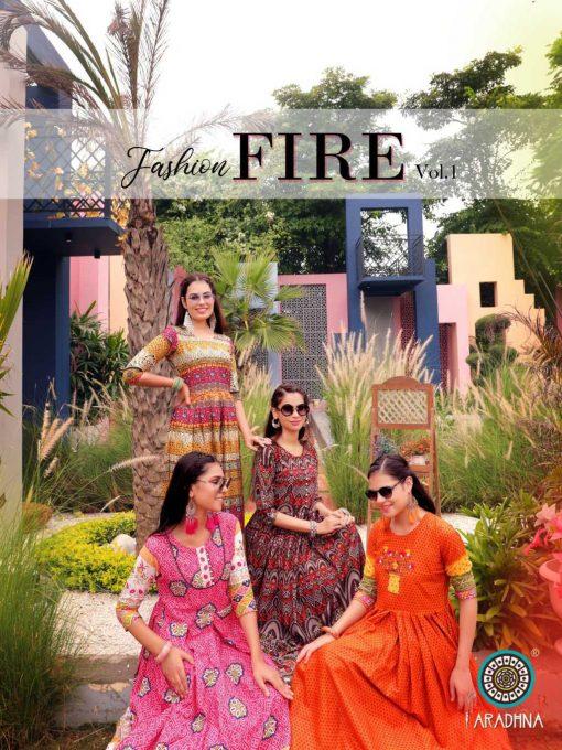 Aradhna Fashion Fire Vol 1 Kurti Wholesale Catalog 12 Pcs 4 510x680 - Aradhna Fashion Fire Vol 1 Kurti Wholesale Catalog 12 Pcs