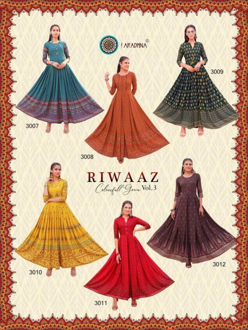 Aradhna Riwaaz Vol 3 Kurti Wholesale Catalog 12 Pcs 21 510x680 - Aradhna Riwaaz Vol 3 Kurti Wholesale Catalog 12 Pcs