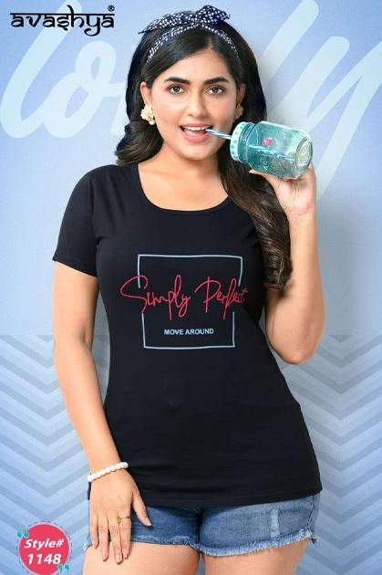 Avashya Replay Vol 2 T-Shirt Wholesale Catalog 8 Pcs