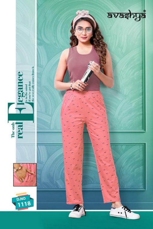 Avashya Retro Pajamas Vol 3 Wholesale Catalog 8 Pcs 3 510x765 - Avashya Retro Pajamas Vol 3 Wholesale Catalog 8 Pcs