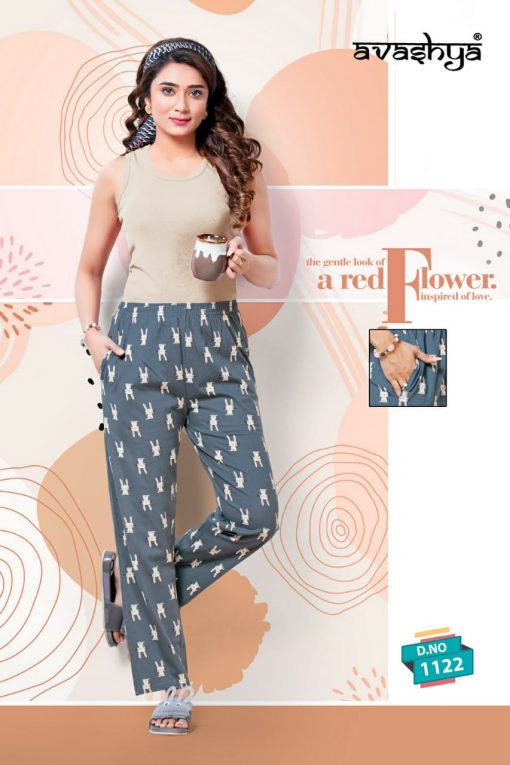Avashya Retro Pajamas Vol 3 Wholesale Catalog 8 Pcs 6 510x765 - Avashya Retro Pajamas Vol 3 Wholesale Catalog 8 Pcs