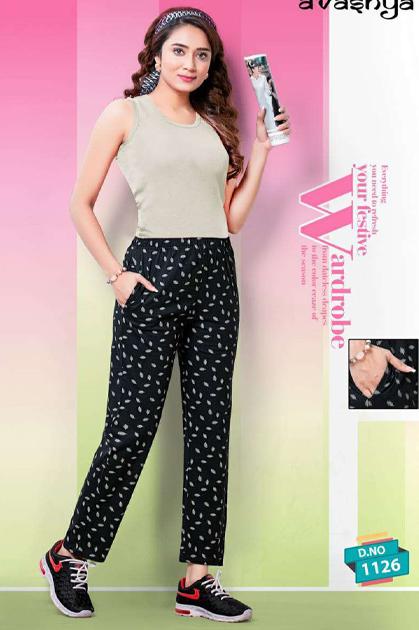 Avashya Retro Pajamas Vol 3 Wholesale Catalog 8 Pcs