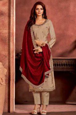 Brij Cara Salwar Suit Wholesale Catalog 8 Pcs