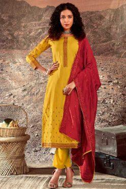 Brij Nazia Salwar Suit Wholesale Catalog 8 Pcs