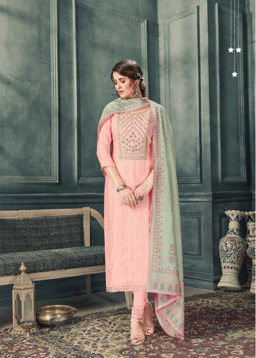 Brij Sayuri Salwar Suit Wholesale Catalog 8 Pcs 4 510x714 - Brij Sayuri Salwar Suit Wholesale Catalog 8 Pcs