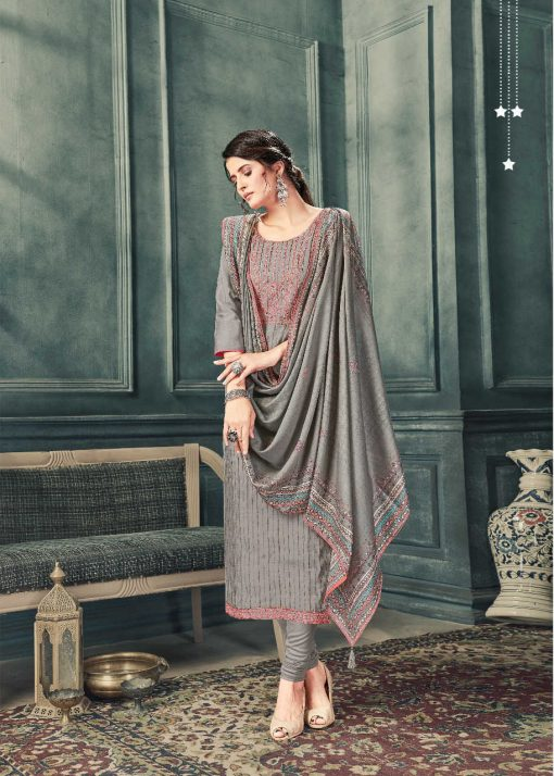 Brij Sayuri Salwar Suit Wholesale Catalog 8 Pcs 9 510x714 - Brij Sayuri Salwar Suit Wholesale Catalog 8 Pcs