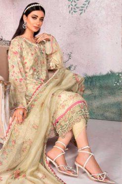 Deepsy Maria B Pashmina Salwar Suit Wholesale Catalog 6 Pcs