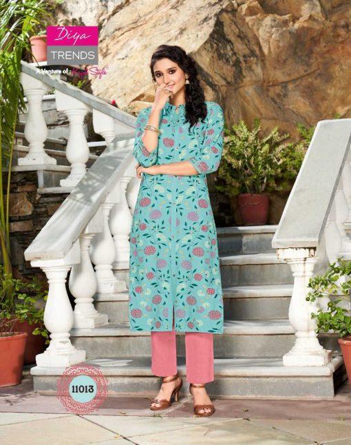 Diya Trends Gardencity Vol 11 by Kajal Style Kurti Wholesale Catalog 17 Pcs 11 510x646 - Diya Trends Gardencity Vol 11 by Kajal Style Kurti Wholesale Catalog 17 Pcs