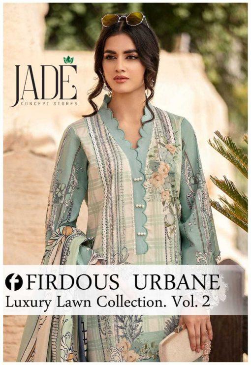Firdous Urbane Luxury Lawn Collection Vol 2 Salwar Suit Wholesale Catalog 8 Pcs 1 1 510x742 - Firdous Urbane Luxury Lawn Collection Vol 2 Salwar Suit Wholesale Catalog 8 Pcs