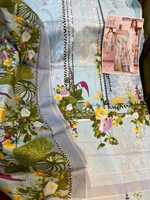 Firdous Urbane Luxury Lawn Collection Vol 2 Salwar Suit Wholesale Catalog 8 Pcs 13 1 510x680 - Firdous Urbane Luxury Lawn Collection Vol 2 Salwar Suit Wholesale Catalog 8 Pcs