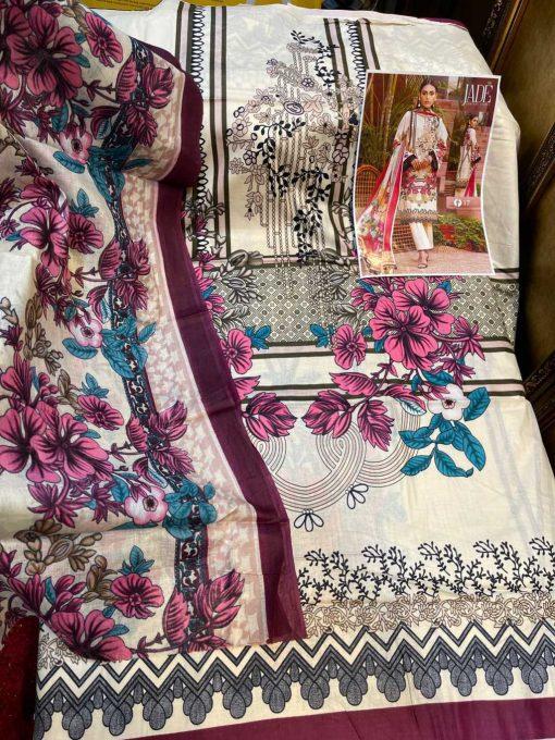 Firdous Urbane Luxury Lawn Collection Vol 2 Salwar Suit Wholesale Catalog 8 Pcs 16 1 510x680 - Firdous Urbane Luxury Lawn Collection Vol 2 Salwar Suit Wholesale Catalog 8 Pcs