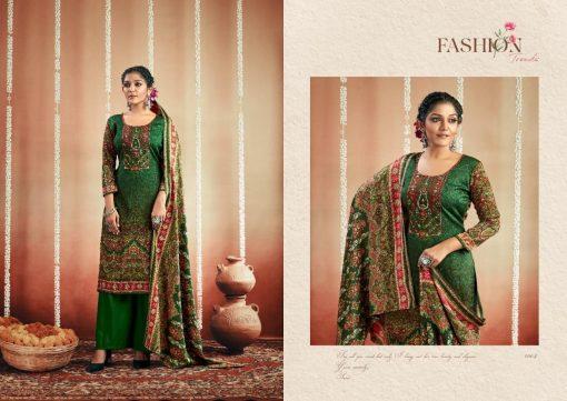 GSM Zeba Vol 3 Pashmina Salwar Suit Wholesale Catalog 10 Pcs 6 510x361 - GSM Zeba Vol 3 Pashmina Salwar Suit Wholesale Catalog 10 Pcs