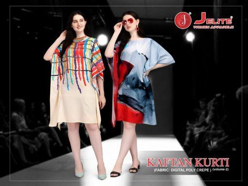 Jelite Kaftan Kurti Vol 2 Wholesale Catalog 8 Pcs 1 510x383 - Jelite Kaftan Kurti Vol 2 Wholesale Catalog 8 Pcs