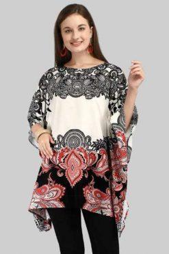 Jelite kaftan Tunics Tops Wholesale Catalog 8 Pcs