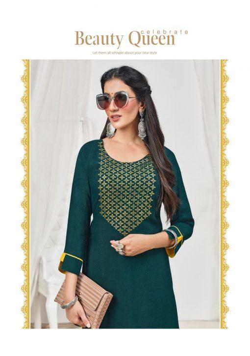 Kajal Style Fashion Bloom Vol 1 Kurti with Palazzo Wholesale Catalog 8 Pcs 2 510x725 - Kajal Style Fashion Bloom Vol 1 Kurti with Palazzo Wholesale Catalog 8 Pcs