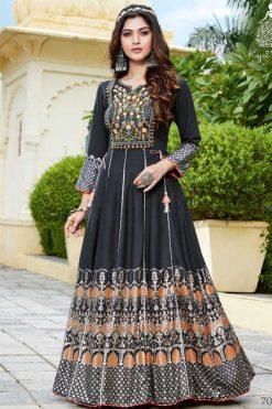 Kajal Style Fashion Colorbar Vol 6 Kurti Wholesale Catalog 10 Pcs
