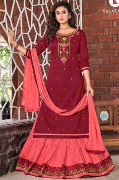 Kalarang Blossom Vol 16 by Kessi Salwar Suit Wholesale Catalog 4 Pcs