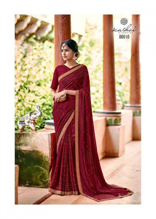 Kashvi Aakrshan by Lt Fabrics Saree Sari Wholesale Catalog 10 Pcs 26 510x714 - Kashvi Aakrshan by Lt Fabrics Saree Sari Wholesale Catalog 10 Pcs