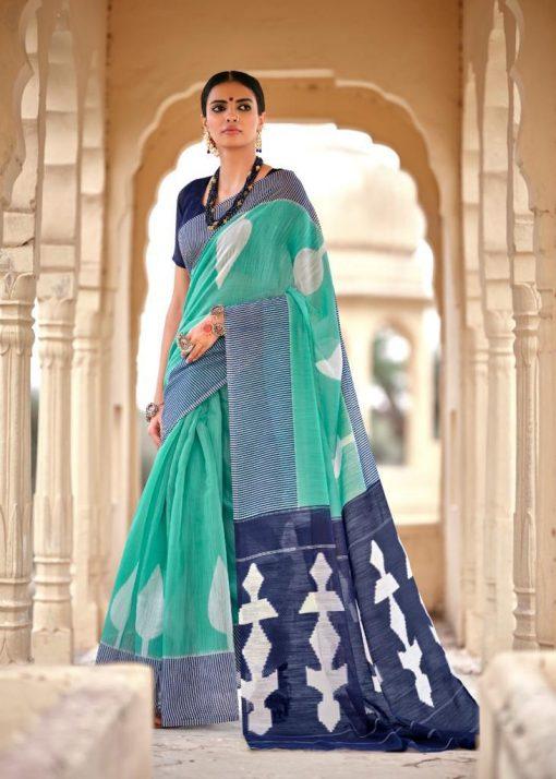 Kashvi Nivrata by Lt Fabrics Saree Sari Wholesale Catalog 10 Pcs 10 510x714 - Kashvi Nivrata by Lt Fabrics Saree Sari Wholesale Catalog 10 Pcs