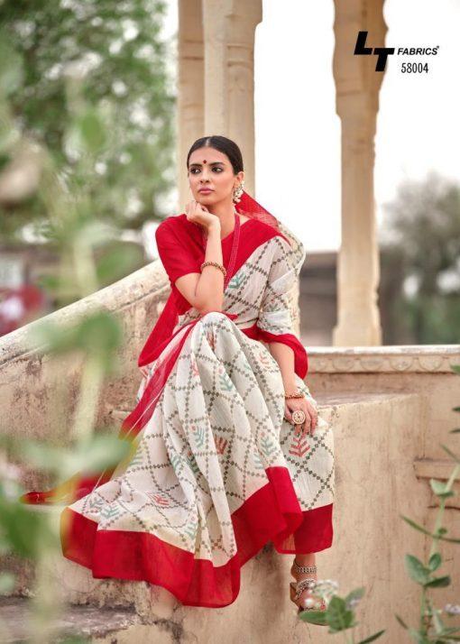 Kashvi Nivrata by Lt Fabrics Saree Sari Wholesale Catalog 10 Pcs 11 510x714 - Kashvi Nivrata by Lt Fabrics Saree Sari Wholesale Catalog 10 Pcs