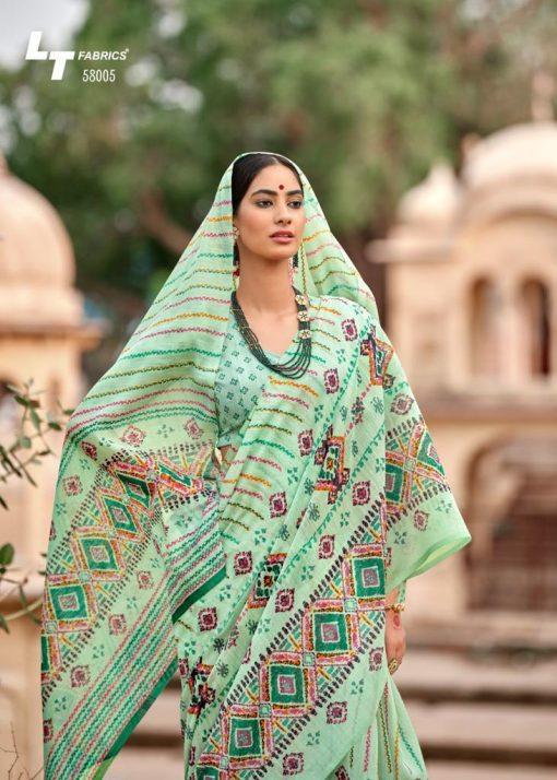 Kashvi Nivrata by Lt Fabrics Saree Sari Wholesale Catalog 10 Pcs 12 510x714 - Kashvi Nivrata by Lt Fabrics Saree Sari Wholesale Catalog 10 Pcs