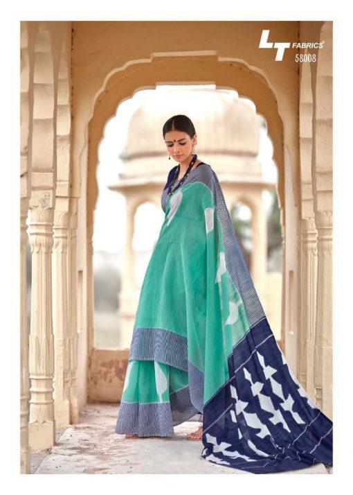 Kashvi Nivrata by Lt Fabrics Saree Sari Wholesale Catalog 10 Pcs 22 510x714 - Kashvi Nivrata by Lt Fabrics Saree Sari Wholesale Catalog 10 Pcs