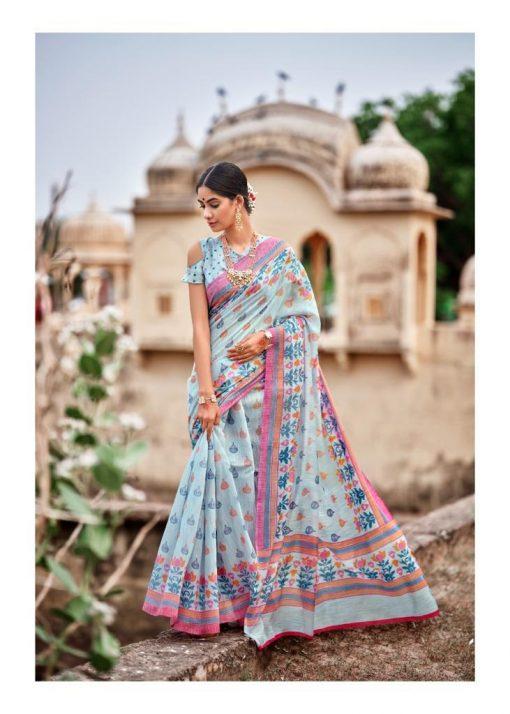 Kashvi Nivrata by Lt Fabrics Saree Sari Wholesale Catalog 10 Pcs 3 510x714 - Kashvi Nivrata by Lt Fabrics Saree Sari Wholesale Catalog 10 Pcs