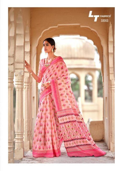 Kashvi Nivrata by Lt Fabrics Saree Sari Wholesale Catalog 10 Pcs 5 510x714 - Kashvi Nivrata by Lt Fabrics Saree Sari Wholesale Catalog 10 Pcs