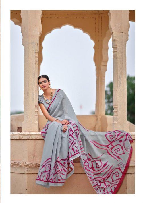 Kashvi Nivrata by Lt Fabrics Saree Sari Wholesale Catalog 10 Pcs 6 510x714 - Kashvi Nivrata by Lt Fabrics Saree Sari Wholesale Catalog 10 Pcs