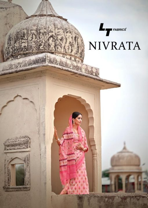 Kashvi Nivrata by Lt Fabrics Saree Sari Wholesale Catalog 10 Pcs 7 510x714 - Kashvi Nivrata by Lt Fabrics Saree Sari Wholesale Catalog 10 Pcs