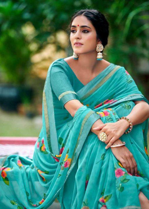 Kashvi Orchid Vol 3 by Lt Fabrics Saree Sari Wholesale Catalog 10 Pcs 10 510x714 - Kashvi Orchid Vol 3 by Lt Fabrics Saree Sari Wholesale Catalog 10 Pcs