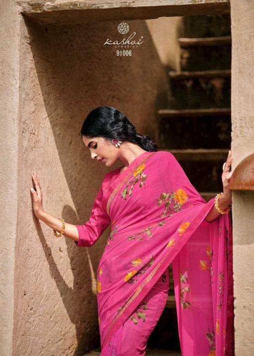 Kashvi Orchid Vol 3 by Lt Fabrics Saree Sari Wholesale Catalog 10 Pcs 17 510x714 - Kashvi Orchid Vol 3 by Lt Fabrics Saree Sari Wholesale Catalog 10 Pcs