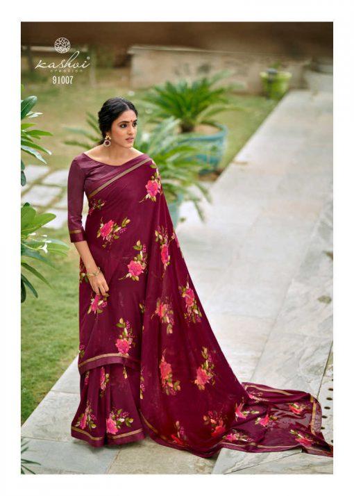 Kashvi Orchid Vol 3 by Lt Fabrics Saree Sari Wholesale Catalog 10 Pcs 19 510x714 - Kashvi Orchid Vol 3 by Lt Fabrics Saree Sari Wholesale Catalog 10 Pcs