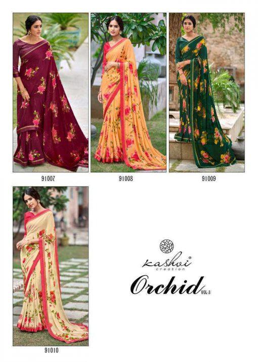 Kashvi Orchid Vol 3 by Lt Fabrics Saree Sari Wholesale Catalog 10 Pcs 27 510x714 - Kashvi Orchid Vol 3 by Lt Fabrics Saree Sari Wholesale Catalog 10 Pcs