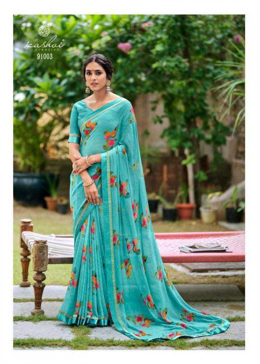 Kashvi Orchid Vol 3 by Lt Fabrics Saree Sari Wholesale Catalog 10 Pcs 9 510x714 - Kashvi Orchid Vol 3 by Lt Fabrics Saree Sari Wholesale Catalog 10 Pcs