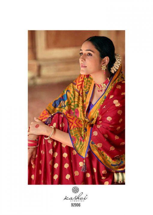 Kashvi Paithani Silk by Lt Fabrics Saree Sari Wholesale Catalog 10 Pcs 16 510x714 - Kashvi Paithani Silk by Lt Fabrics Saree Sari Wholesale Catalog 10 Pcs