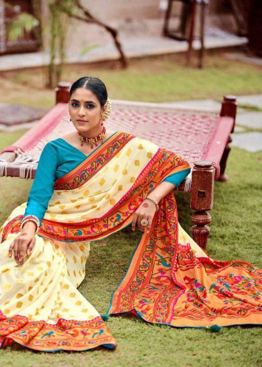 Kashvi Paithani Silk by Lt Fabrics Saree Sari Wholesale Catalog 10 Pcs 2 510x714 - Kashvi Paithani Silk by Lt Fabrics Saree Sari Wholesale Catalog 10 Pcs