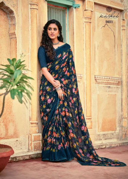 Kashvi Yashvi Vol 2 by Lt Fabrics Saree Sari Wholesale Catalog 10 Pcs 4 510x714 - Kashvi Yashvi Vol 2 by Lt Fabrics Saree Sari Wholesale Catalog 10 Pcs