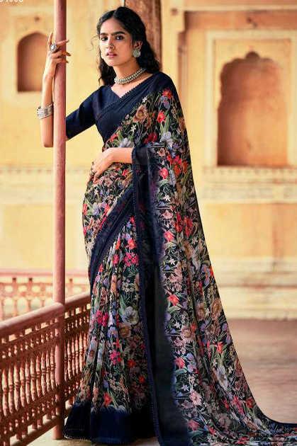 Kashvi Yashvi Vol 2 by Lt Fabrics Saree Sari Wholesale Catalog 10 Pcs