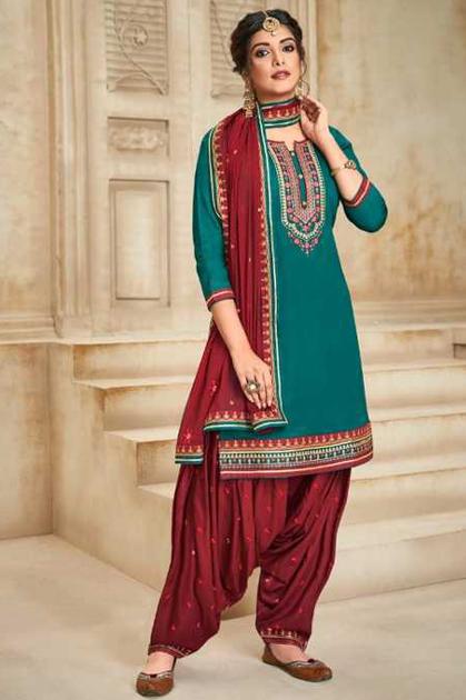 Kessi Patiala House Vol 86 Salwar Suit Wholesale Catalog 8 Pcs