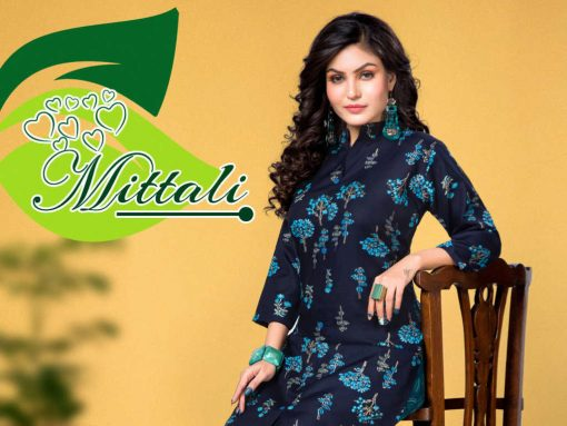 Mittali Kurti with Pant Wholesale Catalog 8 Pcs 2 510x383 - Mittali Kurti with Pant Wholesale Catalog 8 Pcs