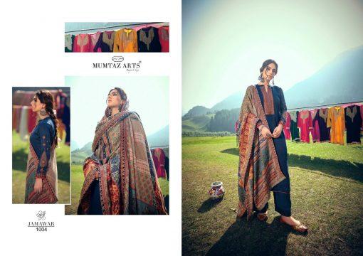 Mumtaz Arts Jamawar Pashmina Salwar Suit Wholesale Catalog 8 Pcs 5 510x360 - Mumtaz Arts Jamawar Pashmina Salwar Suit Wholesale Catalog 8 Pcs